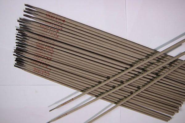 Электроды с основным покрытием