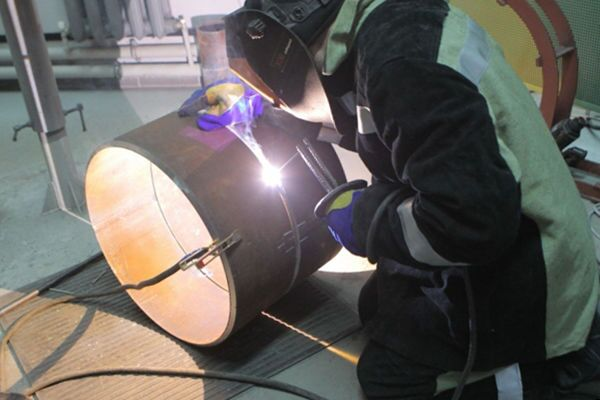 Сварка с использованием электрода