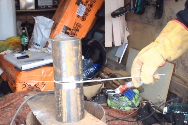 2-х мм электрод для дуговой сварки трубы