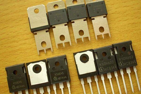 IGBT транзисторы для сварочного инвертора