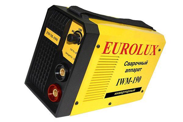 Внешний вид сварочного аппарата Eurolux 190