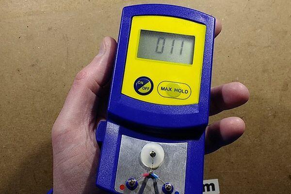 Измеритель температуры жала Hakko FG-100