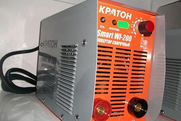 Инвертор сварочный Кратон Smart WI 200