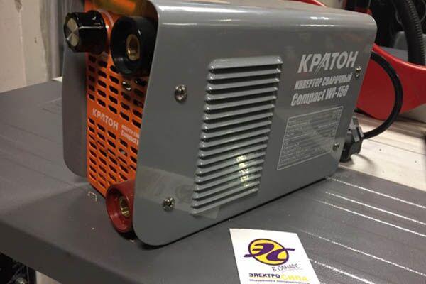 Сварочный инвертор Кратон 150
