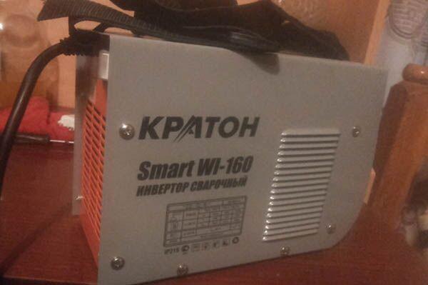 Сварочный инвертор Кратон 160