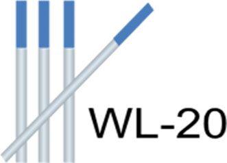 Особенности и характеристик вольфрамового электрода WL-20