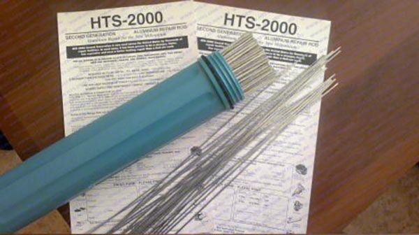 Припой HTS-2000