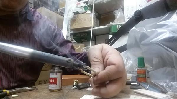 Пайка алюминия паяльником