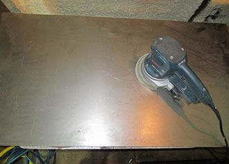 Подготовка металла под сварку