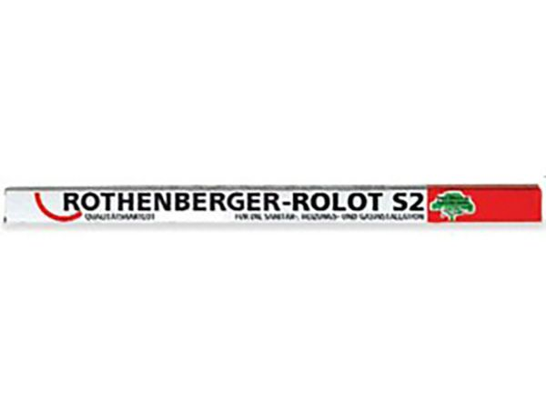 Припой Rolot 2 для пайки медных труб и проводов