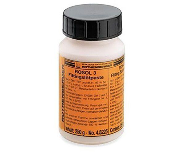 Припой Rosol 3 для пайки медных труб и проводов