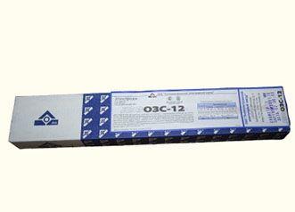 Технические характеристики электродов ОЗС 12