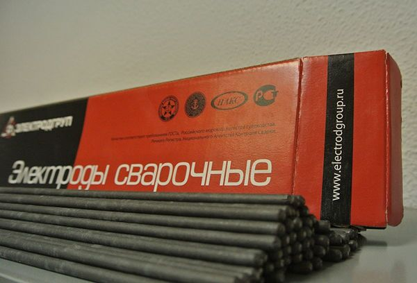 Электрод для сварки чугуна МНЧ-2