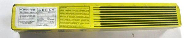 Сварочные электроды УОНИ 13 55