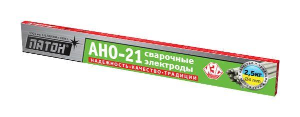 """Электроды для сварки Ано 21 фирмы """"Патон"""""""