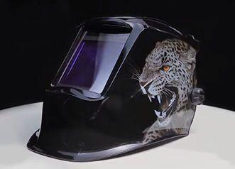 Сварочная маска хамелеон Барс