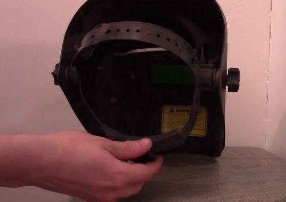 Внутренняя часть маски Ресанта МС-4