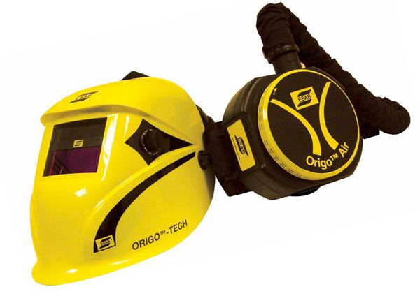 Сварочная маска Esab Origo-Tech 9-13