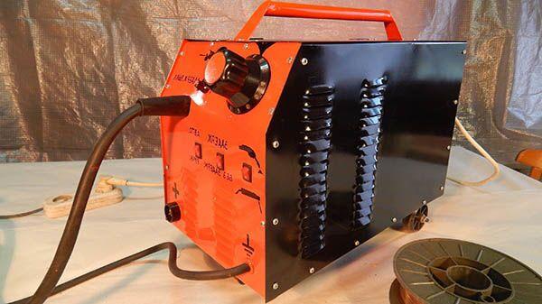 Сварочный трансформатор для сварки полуавтоматом
