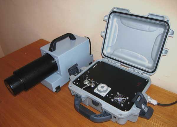 Устройство для рентгенографическогой контроля сварных соединений