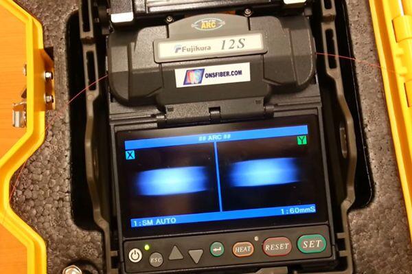 Сварочный аппарат Fujikura 12S