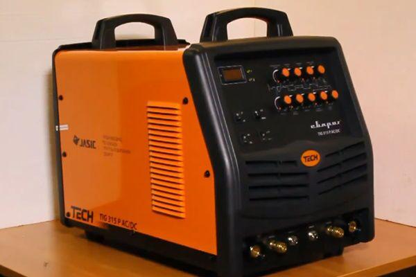Сварочный аппарат для алюминия Jasic 315 P