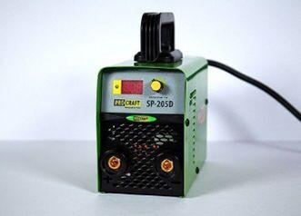 Сварочный аппарат Procraft sp 205d