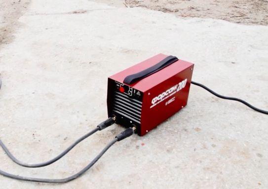 Сварочный аппарат Форсаж 200