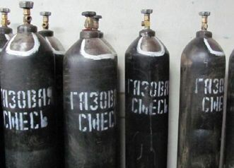 Поверочные газовые смеси