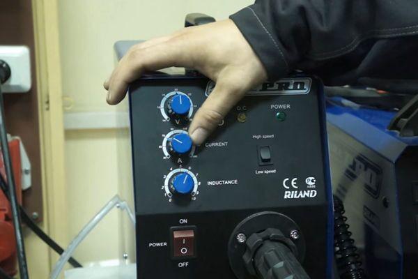Инвертор для полуавтоматической сварки