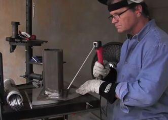 Технология ручной дуговой сварки
