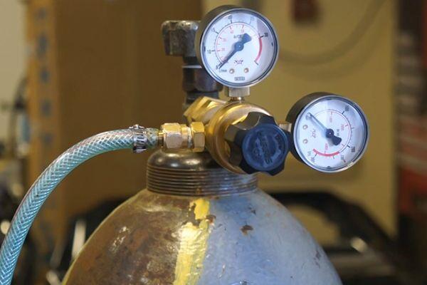 Защитный газ для полуавтоматической сварки
