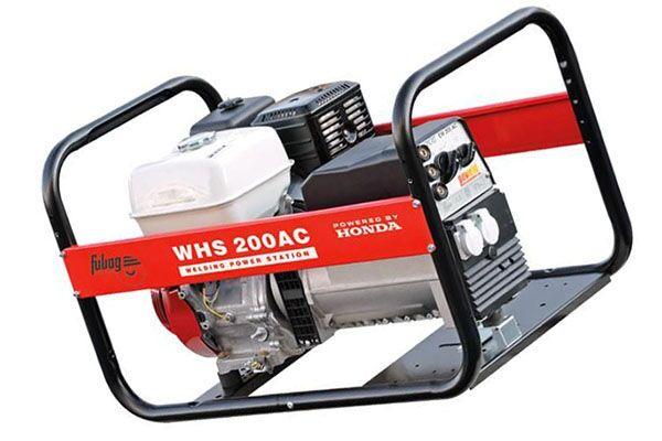 Генератор сварочный на базе Honda GX 390