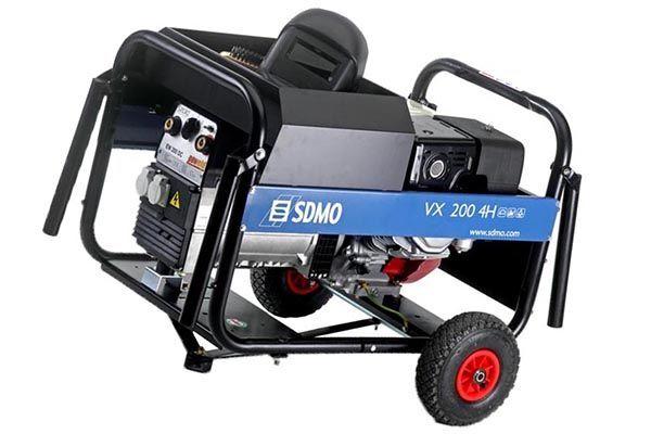 Генератор SDMO VX 200/4 H-S