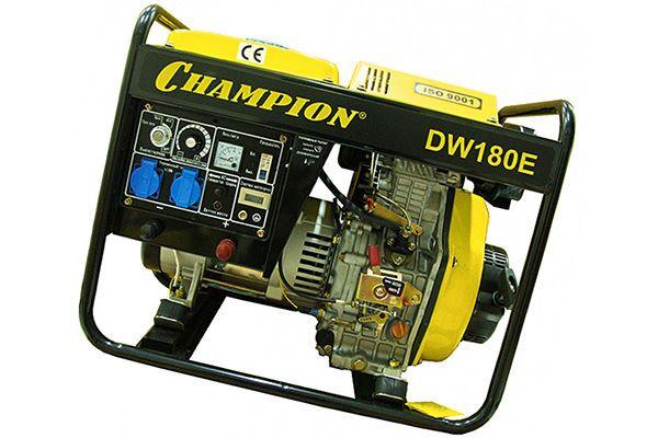 Сварочный генератор Champion DW180E