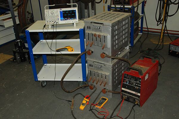 Процесс аттестации сварочного оборудования