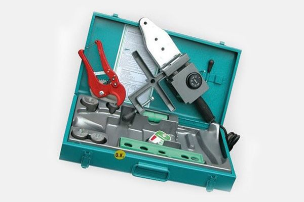 Комплект сварочного оборудования для полипропиленовых труб