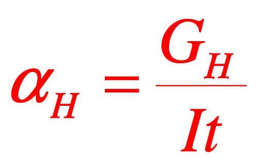 Формула расчета коэффициента наплавки