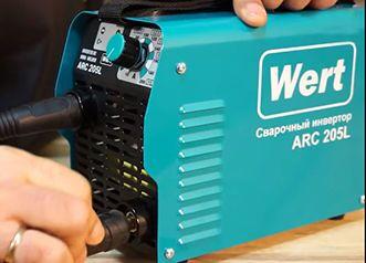 Сварочный аппарат Wert