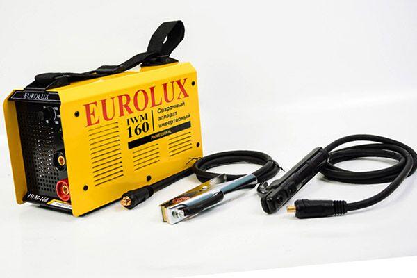 Комплектация инвертора Eurolux 160