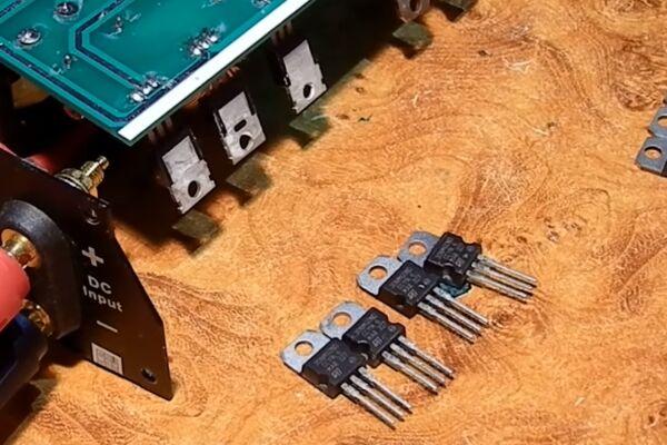Транзисторы для инверторов