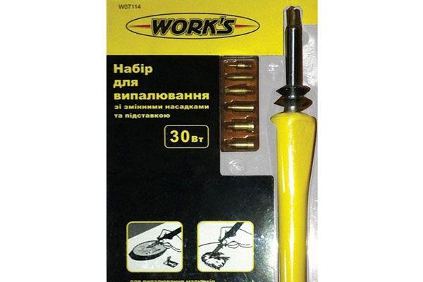Паяльник Works WO7114