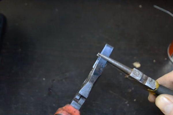 Изгиб лезвия для регрувера