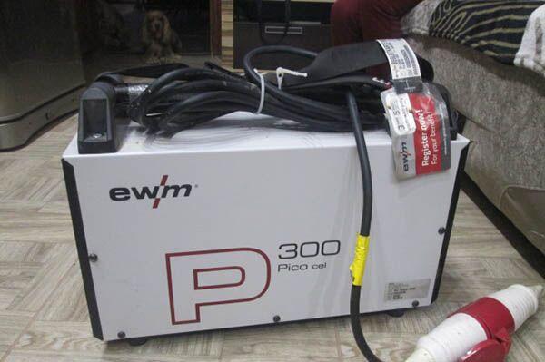 Внешний вид сварочного аппарата Пико 300
