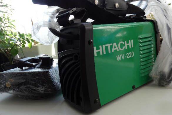 Сварочный инвертор Hitachi WV220