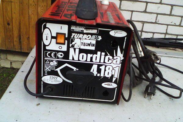 Сварочный аппарат Telwin Nordica 4.181