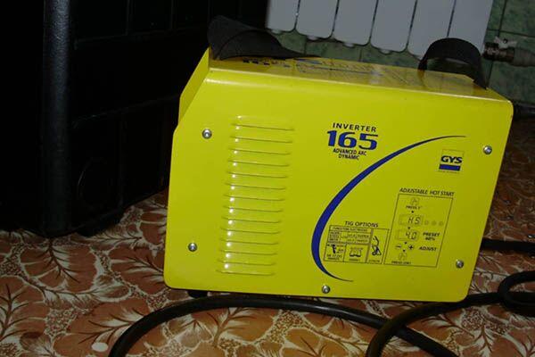 Сварочный аппарат Gysmi 165