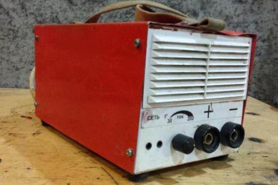 Сварочный аппарат Страт 200