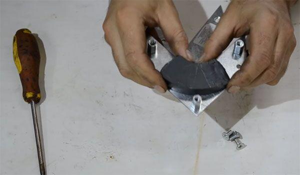 Угол для сварки магнитный своими руками
