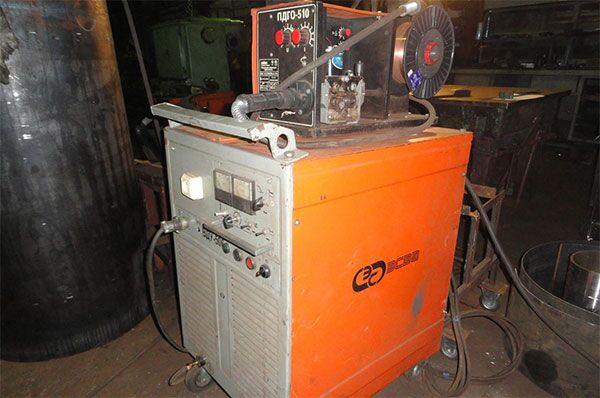 Сварочный аппарат ВДУ-506 с подающим устройством
